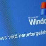 Windows XP wird eingestellt.