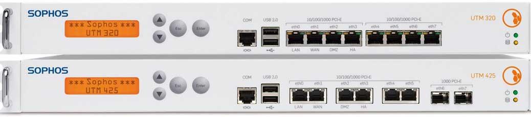 Sophos Firewall Lösungen